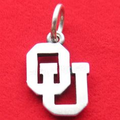 James Avery Sterling Silver 925 OU University of Oklahoma Sooners School Charm Measures 5/8 inches long Check out our other auctions for more JA jewelry and coins Fast shipping! We ship within 12 hours of payment.