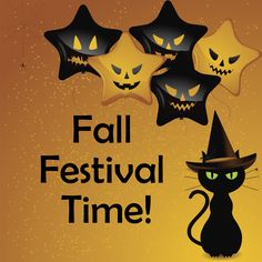 It's time for Canyon Creek's Annual Fall Festival!