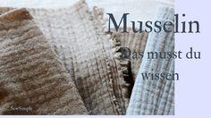 Musselin ist ein Trendstoff. Lies jetzt, was den Stoff so besonders macht, was er kostet und wo du ihn erhältst.