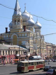 Pantelyemonovsky Church, Odessa, Ukraine ,