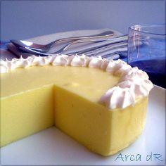 Pastel de limón.