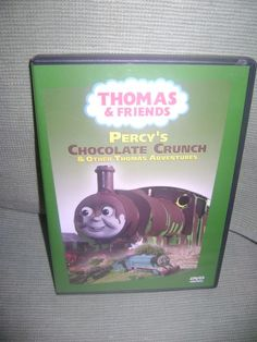 Thomas and Friends Percy's Chocolate Crunch & Other Thomas Adventures DVD