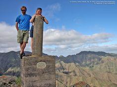 Summit Marker, Canary Islands