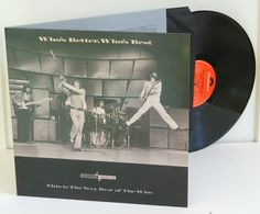 [b]OUT OF STOCK[/b] THE WHO, who's better who's best. - ROCK, PSYCH, PROG, POP, SHOE GAZING, BEAT