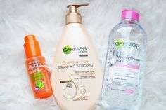 My Top Three Garnier Products