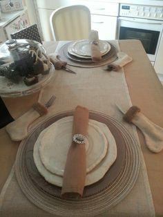 Festlichen Tisch
