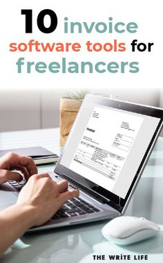 10 Invoicing Software Tools for Freelancers, Including Free Invoice Options What Is Software, Software Testing, Software Development, Software Products, Tableau Software, Powerpoint Free, Quickbooks Online, Freelance Writing Jobs, Business Software