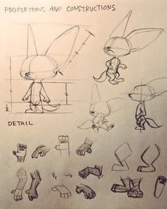 How To Draw Animals Disney Concept Art 48 Ideas For 2019 Human Anatomy Drawing, Fox Drawing, Fox Character, Character Drawing, Animal Drawings, My Drawings, Zootopia Art, Drawing Expressions, Disney Concept Art