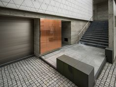 The Jewish Community of Japan (日本ユダヤ教団). - Architect : Maki & Associates Architecture and Planning (設計:槇総合計画事務所).