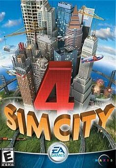 Sim City 4 - nick loves this just about as much as the avengers ;-) maybe not! :)