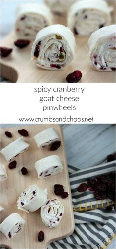 Spicy Cranberry Goat