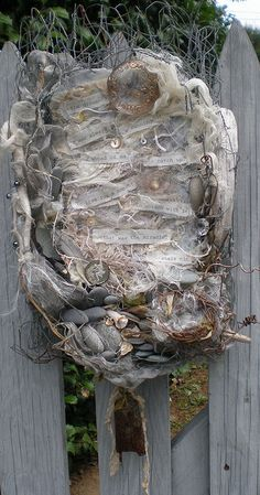 Wire assemblage 3 by lisa.jurist, via Flickr