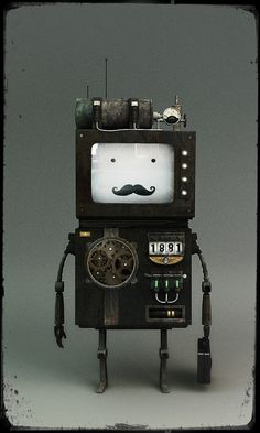 ADVENTURE TIME: Steam Punk Beemo