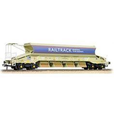 Bachmann JJA Mk2 Auto-Ballaster Non-Generator Unit (Flat Top Profile) Railtrack - £32.99
