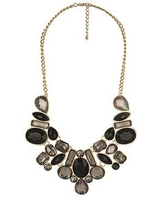 Beaded Lace Necklace - Accessories - Jewelry - Necklaces - 1000016873 - Forever21 - StyleSays
