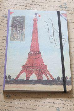 """Cuaderno """"Paris"""" — STU"""