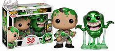 flintstone funko pop | Ghostbusters 30th Anniversary POP! Set with Marshmallow Mess ...