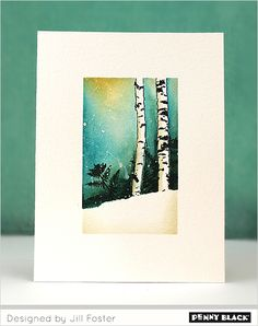 Introducing Penny Black's newest collection of holiday stamps and dies! Enter our GIVEAWAY here: https://pennyblackinc.wordpress.com/2016/08/15/natures-best-2/