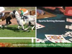 Best Online Sportsbook Bonuses