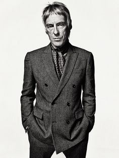 Paul Weller. Photo by Sebastian Kim for the New York Times.