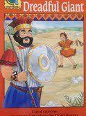 David and the dreadful giant: 1 Samuel 16-17 for children (PassAlong Arch books) by Carol Greene, http://www.amazon.com/dp/0570075106/ref=cm_sw_r_pi_dp_UuWxrb0WH6JKV