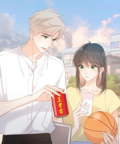 Manga Anime, Anime Art, Usui, Anime Couples, Ems, Manhwa, Anime Characters, Kawaii, In This Moment
