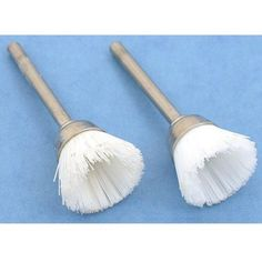 2 Nylon Cup Brushes Jewelers Polishing Rotary Tool - http://cleaningsuppliesshop.net/2-nylon-cup-brushes-jewelers-polishing-rotary-tool