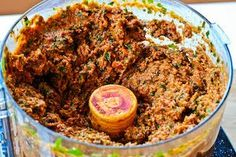 Kalyn's Kitchen®: Recipe for Sun-Dried Tomato Tapenade with Garlic and Herbs