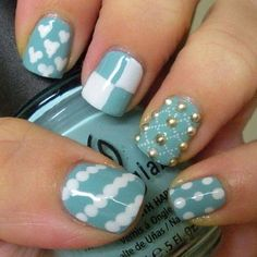 I know what I'm getting at the nail salon :)