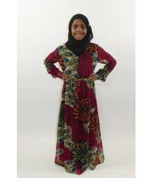 Exclusive kids maxi dresses www.amanis..co.uk
