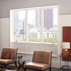 Fenêtre à guillotine / en fibre de verre / à double vitrage / écolabel Energy…
