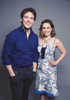Emilia Clark et Sam Claflin