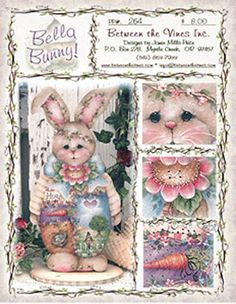 Bella Bunny Packet by Jamie Mills-Price