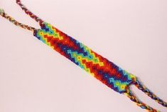 Photo of #40670 by KnotAddicted - friendship-bracelets.net