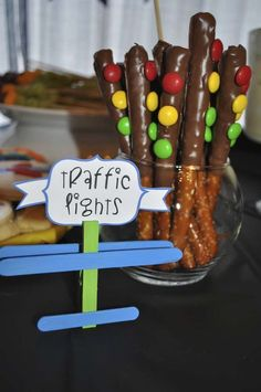 Planes, Trains, and Automobiles Birthday Party Ideas | Photo 20 of 41 | Catch My Party