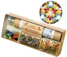 Nature Kaleidoscope Kit - $14