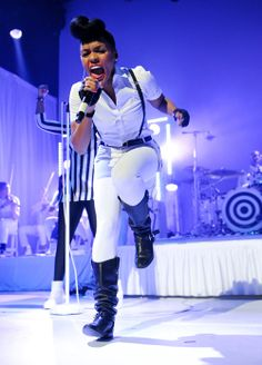 Janelle Monae: Be energectic and full of passion in all that you do!
