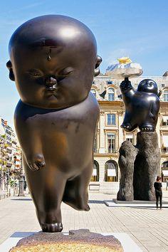 Sculture de Li Chen |Vendôme, París, Isla de Francia sculpture