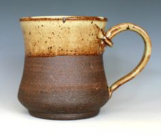 Large Coffee Mug holds 16 oz handmade ceramic cup by ocpottery 2015 - 2016 http://profotolib.com/picture.php?/13262/category/494