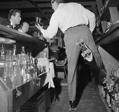 Bartender On Wheels