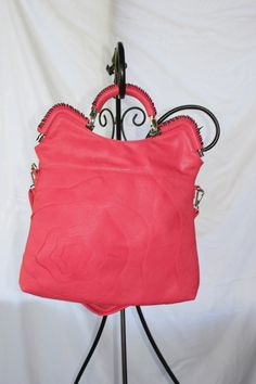 Alyssa Elite Handbag in Pink $70.00  Go to jtnmissions.org to order yours today!  100% of the proceeds go to missions local and worldwide.