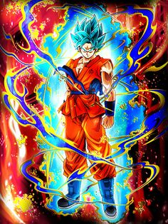 SSB Goku by Pishedieguin1 on @DeviantArt