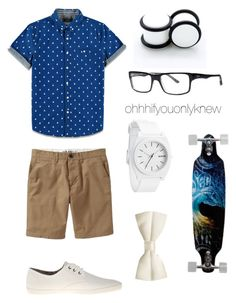 Untitled #242 by ohhhifyouonlyknew on Polyvore featuring Forever 21, Nixon, Old Navy, ALDO and Sector 9