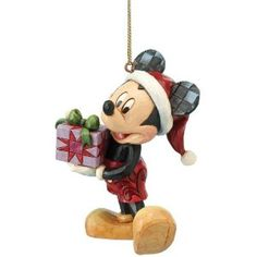 Disney Traditions Mickey Hanging Ornament: Amazon.co.uk: Kitchen & Home