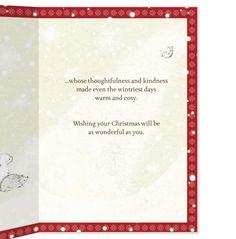 Once Upon A Time Grandma And Grandad Christmas Card Hallmark Uk Amazon Card Hallmark