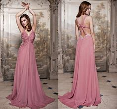 Long Prom Dress Evening Dress Halter Mermaid Prom Party 2015 New Evening Dress-in Evening Dresses from Weddings & Events on Aliexpress.com | Alibaba Group