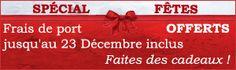 Les frais de ports vous sont offerts sur le site internet de Sciences Humaines jusqu'au 23 décembre inclus!  http://www.scienceshumaines.com/index.php?page=boutique