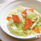 朴爾雅食譜筆記: 炒高麗菜
