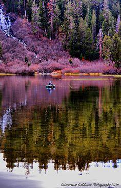 Mammoth Lakes- breathtaking alpine scenery!