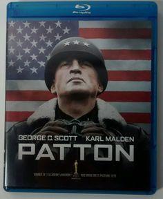 Patton (Blu-ray) - Region B - George C. Scott  | DVDs & Movies, DVDs & Blu-ray Discs | eBay!
